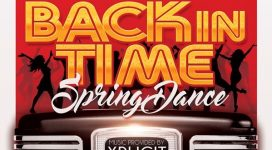 UNI TNT First Annual Back in Times Spring Dance